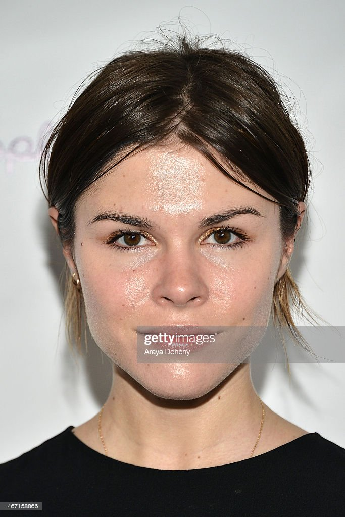 Emily Weiss attends the Create & Cultivate's Speaker Celebration at The Line Hotel on March 20, 2015 in Los Angeles, California.