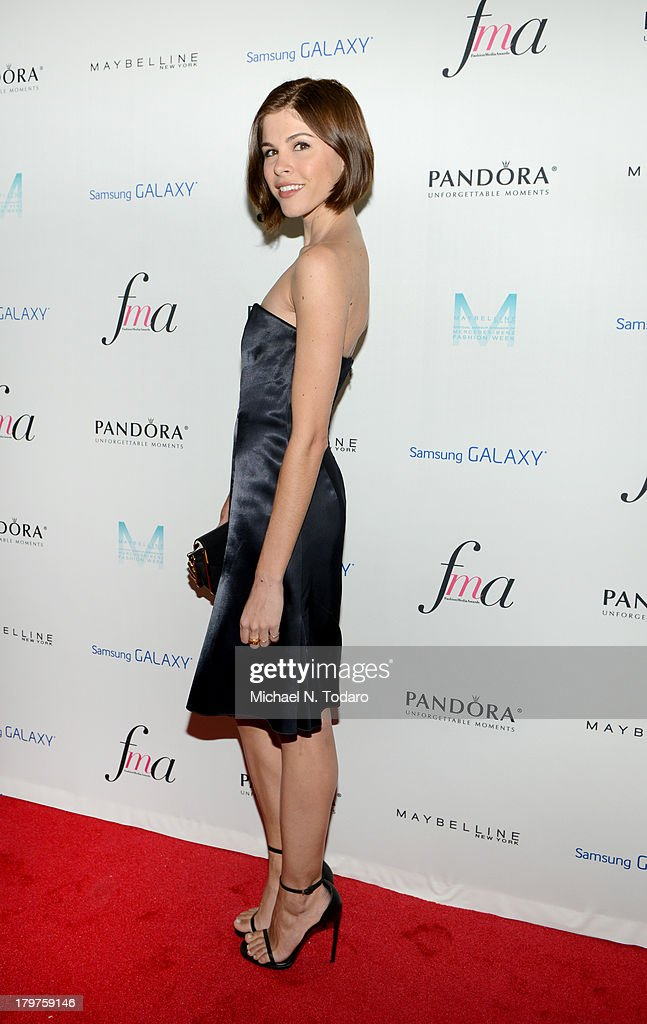 Emily Weiss attends the Daily Front Row's Fashion Media Awards at Harlow on September 6, 2013 in New York City.