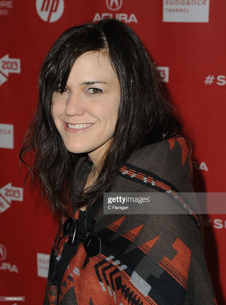 Emily Wells attends the 'Stoker' Premiere at Eccles Center Theatre on January 20, 2013 in Park City, Utah.