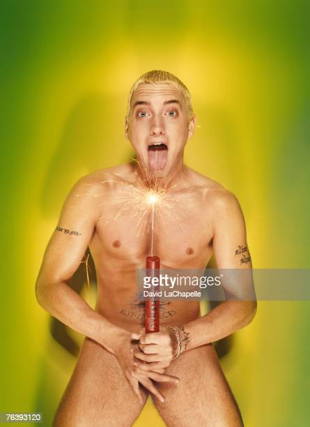 Eminem by David LaChapelle Eminem Rolling Stone April 29 1999