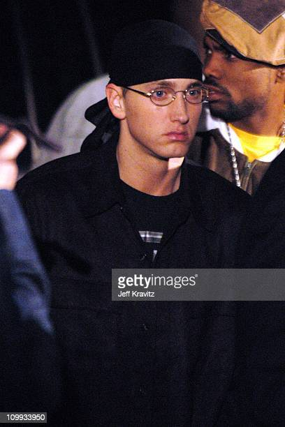 Eminem during 8 Mile Premiere at Mann Village Westwood in Westwood CA