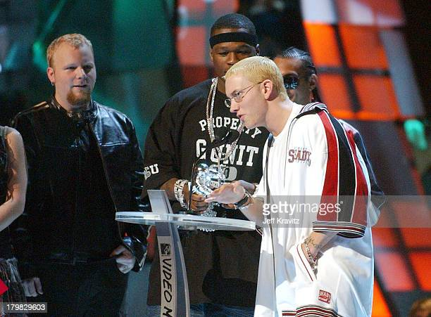 Eminem winner of Best Video From A Film at the 2003 MTV Video Music Awards