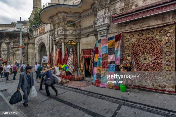 Eminonu Distrisct,Istanbul,Turkey