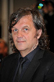 Emir Kusturica at the premiere of 'Le Havre' during the 64th Cannes International Film Festival