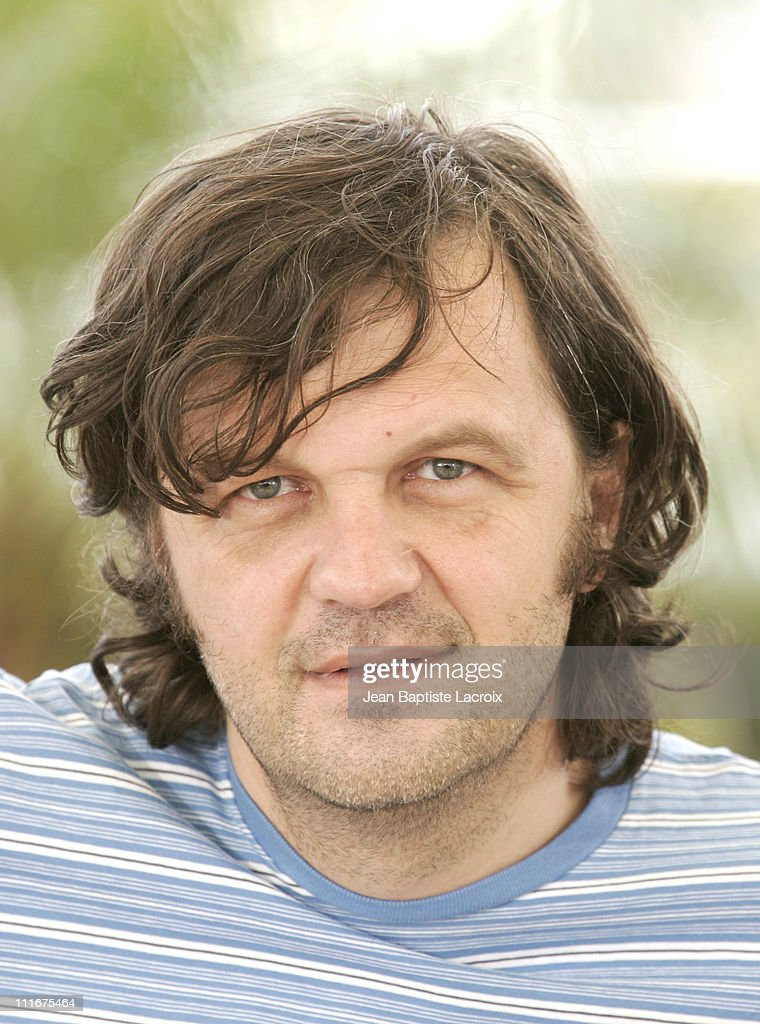 <a gi-track='captionPersonalityLinkClicked' href=/galleries/search?phrase=Emir+Kusturica&family=editorial&specificpeople=210555 ng-click='$event.stopPropagation()'>Emir Kusturica</a> during 2004 Cannes Film Festival - 'Life is a Miracle' - Photocall at Palais Des Festivals in Cannes, France.