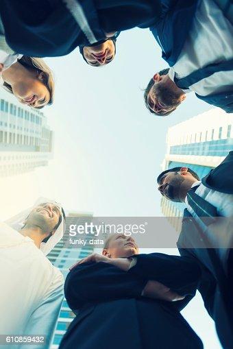 Emirates business team