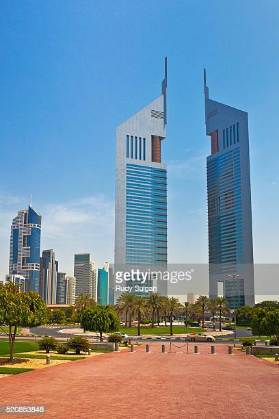 Emiretes Towers in Dubai