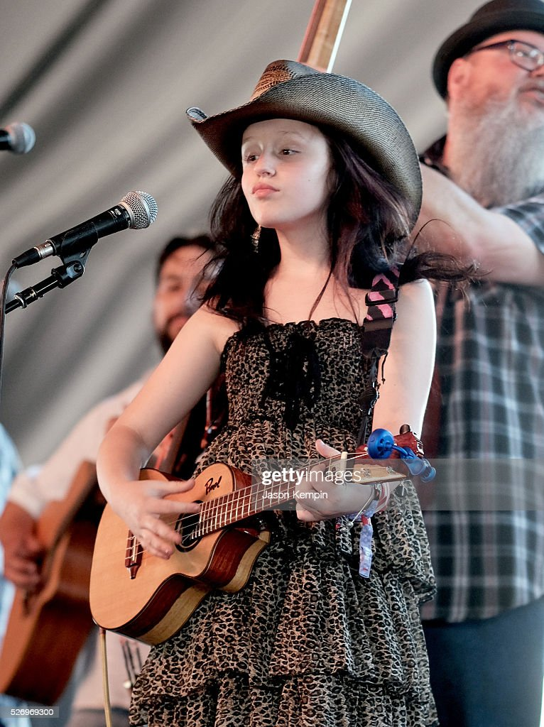 EmiSunshine performs during 2016 Stagecoach California's Country Music Festival at Empire Polo Club on May 01, 2016 in Indio, California.