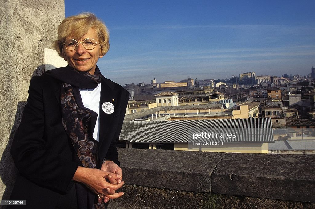 <a gi-track='captionPersonalityLinkClicked' href=/galleries/search?phrase=Emma+Bonino&family=editorial&specificpeople=539913 ng-click='$event.stopPropagation()'>Emma Bonino</a>, MEP ( Italian radical party) in Rome, Italy on December 31, 1996.