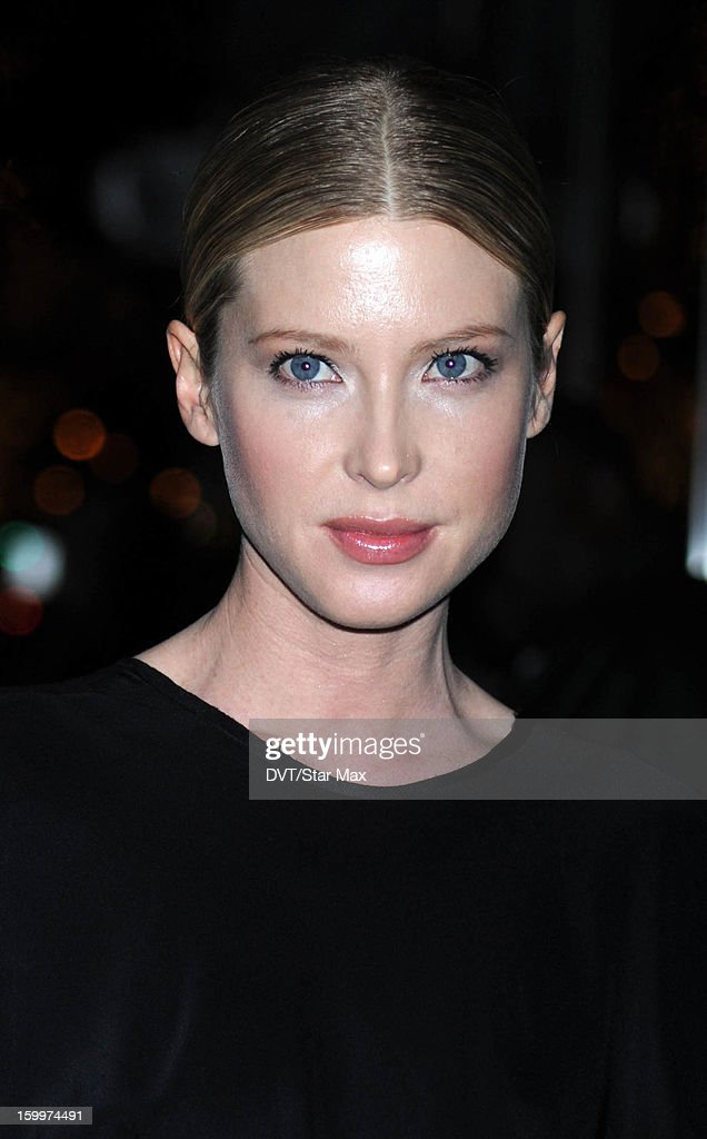 Emma Booth as seen on January 23, 2013 in New York City.