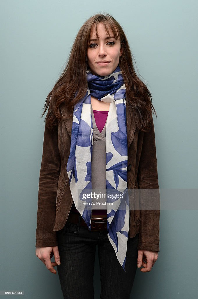 Emma Boutet attends the Fashion Fringe and Accessories 2012 award at IMG Fashion, on December 11, 2012 in London, England.