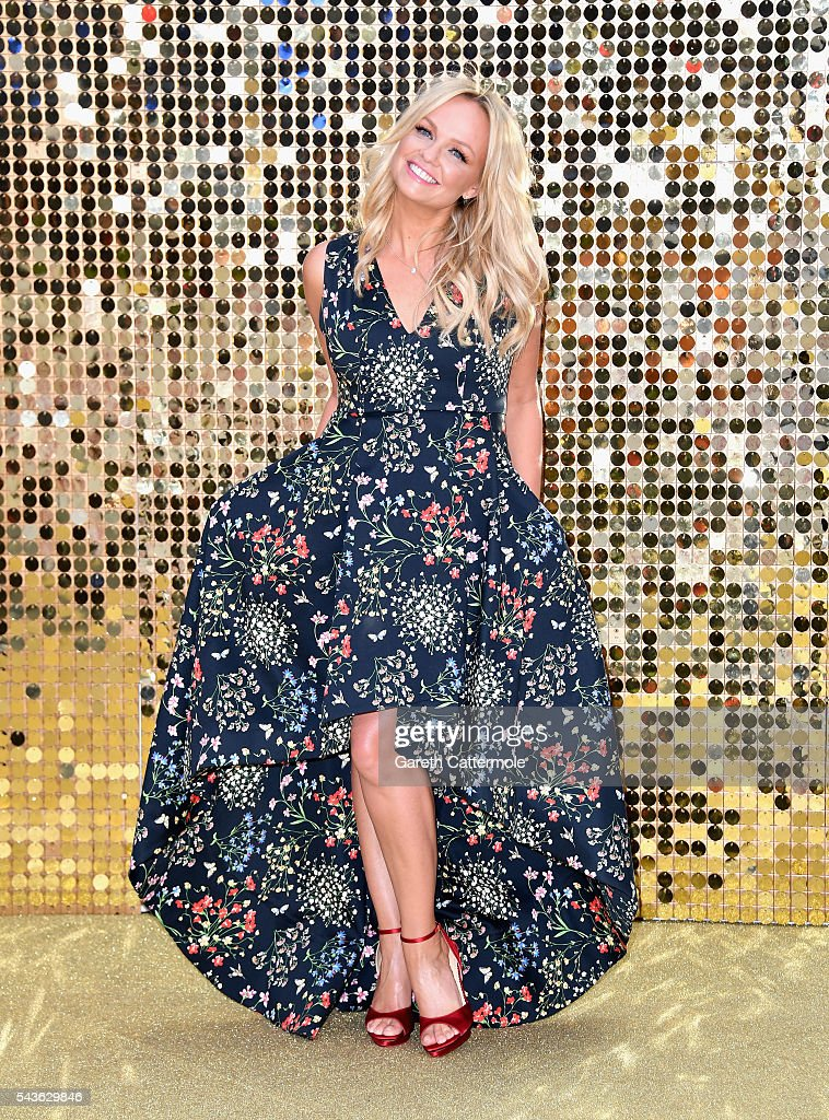 <a gi-track='captionPersonalityLinkClicked' href=/galleries/search?phrase=Emma+Bunton&family=editorial&specificpeople=201973 ng-click='$event.stopPropagation()'>Emma Bunton</a> attends the 'Absolutely Fabulous: The Movie' World Premiere at the Odeon Leicester Square on June 29, 2016 in London, England.