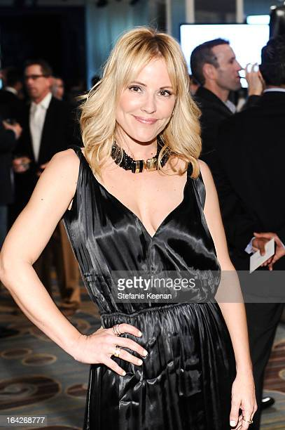 Emma Caulfield attends An Evening Benefiting The LA Gay Lesbian Center Honoring Amy Pascal and Ralph Rucci on March 21 2013 in Beverly Hills...