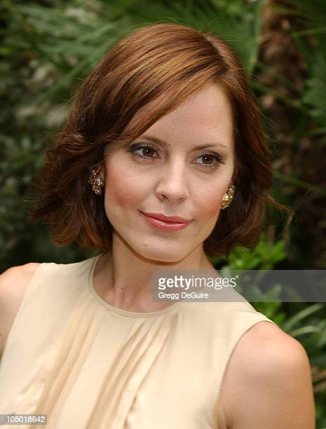 Emma Caulfield during 9th Annual Premiere Magazine 'Women In Hollywood' Luncheon at The Four Seasons Hotel in Beverly Hills California United States