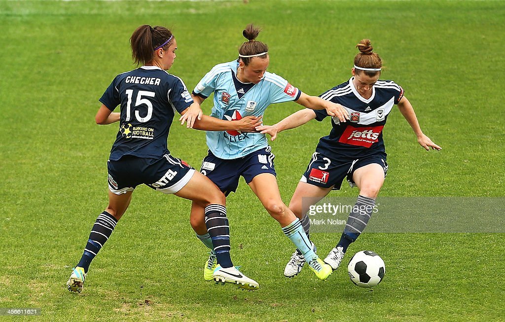 W-League Rd 5 - Sydney v Melbourne