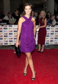 Emma Crosby Arrives For The Daily Mirror'S Pride Of Britain Awards 2009 At The Grosvenor House Hotel Park Lane London