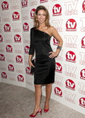 Emma Crosby Arriving For The 2009 Tv Quick And Tv Choice Awards At The Dorchester Hotel Park Lane London