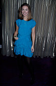 Emma Crosby at a showing of Mark Heyes new book at the Sanctum Hotel on March 30 2010 London England