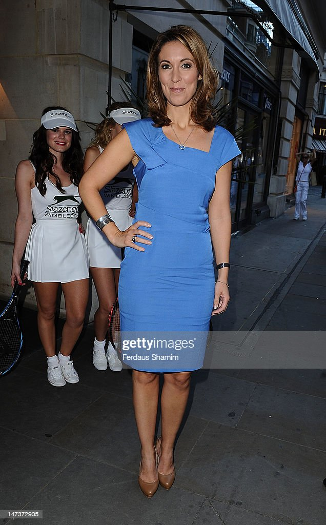 <a gi-track='captionPersonalityLinkClicked' href=/galleries/search?phrase=Emma+Crosby&family=editorial&specificpeople=2980782 ng-click='$event.stopPropagation()'>Emma Crosby</a> attends Slazenger's pre-Wimbledon party at Aqua on June 28, 2012 in London, England.