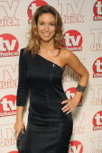 Emma Crosby attends the TV Quick Tv Choice Awards at The Dorchester on September 7 2009 in London England