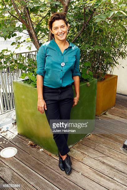 Emma de Caunes attends Aurel BCG Charity Benefit Day 2014 on September 11 2014 in Paris France