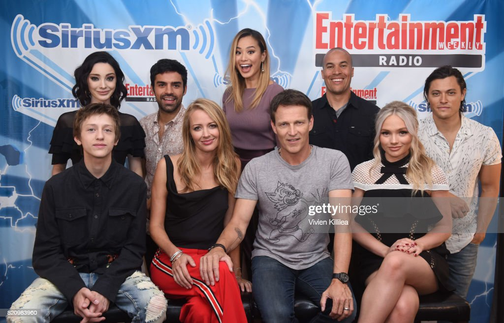 SiriusXM's Entertainment Weekly Radio Channel Broadcasts From Comic Con 2017 - Day 3