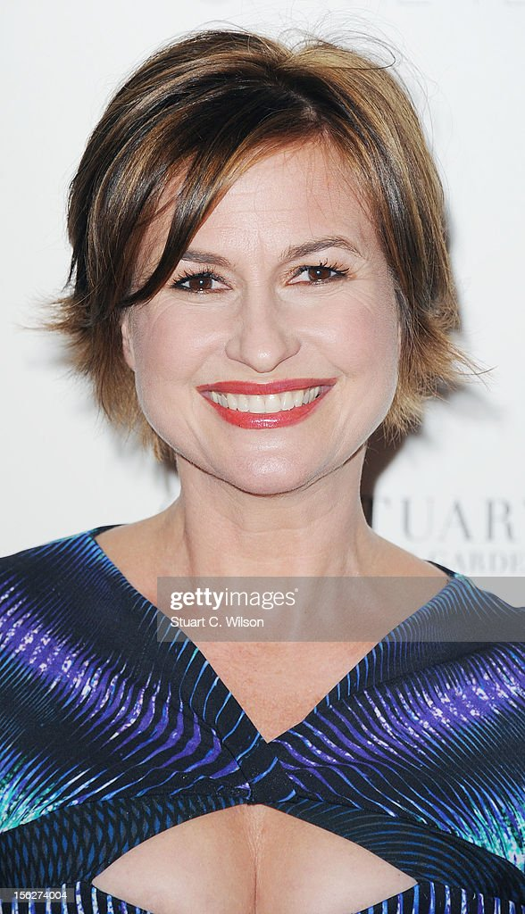 Emma Forbes attends The Daily Mail Inspirational Women of the Year Awards sponsored by Sanctuary Spa and in aid of Wellbeing of Women at Marriott Hotel Grosvenor Square on November 12, 2012 in London, England.