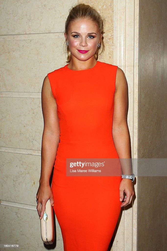 Emma Freedman attends the opening of the Christan Dior Sydney store on January 31, 2013 in Sydney, Australia.