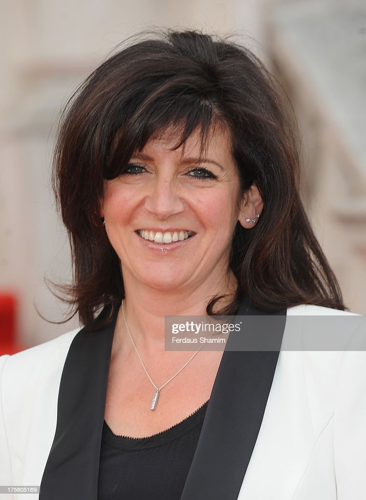 <a gi-track='captionPersonalityLinkClicked' href=/galleries/search?phrase=Emma+Freud&family=editorial&specificpeople=220375 ng-click='$event.stopPropagation()'>Emma Freud</a> attends the World Premiere of 'About Time' at Somerset House on August 8, 2013 in London, England.