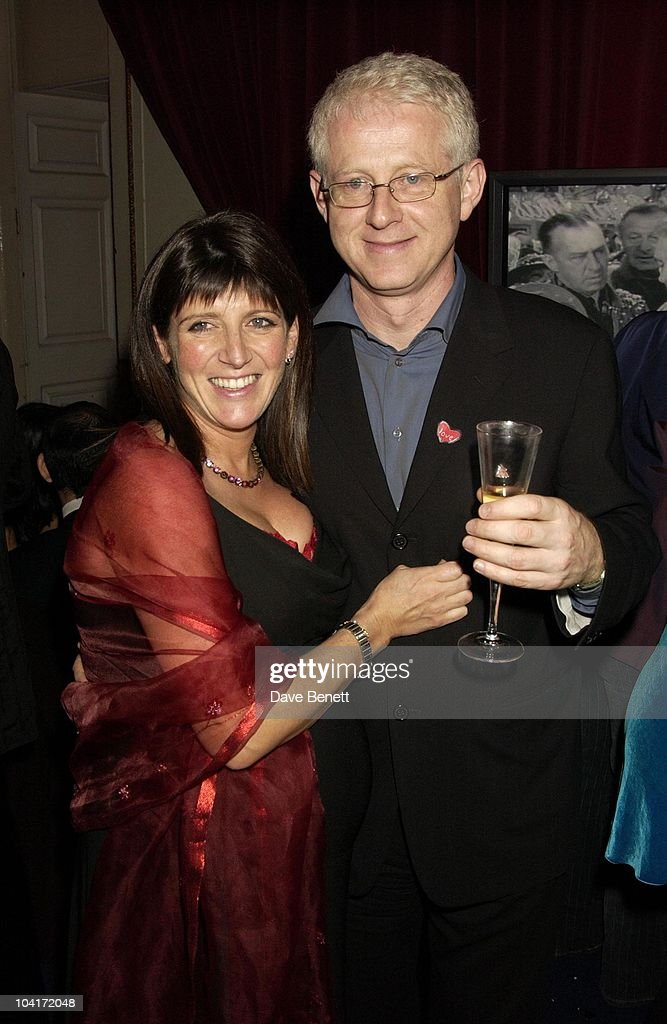 Emma Freud & Richard Curtis, 'Love Actually' Movie Premiere After Party At The In & Out Club, London