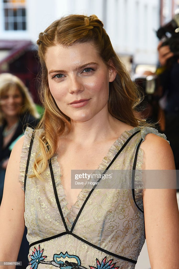 <a gi-track='captionPersonalityLinkClicked' href=/galleries/search?phrase=Emma+Greenwell+-+Actress&family=editorial&specificpeople=7278401 ng-click='$event.stopPropagation()'>Emma Greenwell</a> attends the UK premiere of 'Love and Friendship' at The Curzon Mayfair on May 24, 2016 in London, England.
