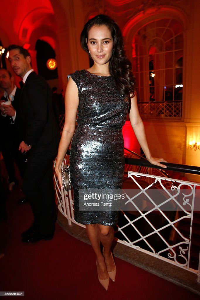 Emma Heming-Willis is seen at the after show party of the GQ Men Of The Year Award 2014 after show party at Komische Oper on November 6, 2014 in Berlin, Germany.