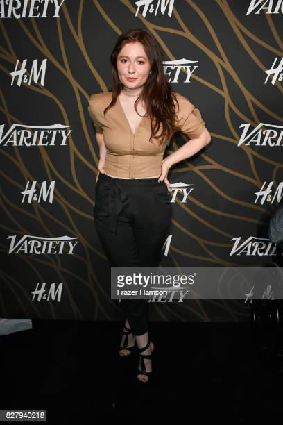 Emma Kenney attends Variety Power of Young Hollywood at TAO Hollywood on August 8 2017 in Los Angeles California