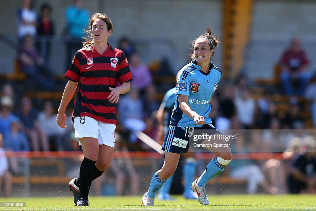 W-League Rd 2 - Sydney v Western Sydney