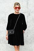 Emporio Armani - Front Row - Milan Fashion Week...
