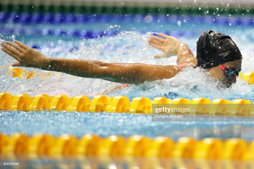 FINA Swimming World Cup - Singapore