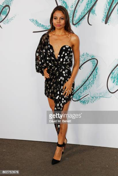 Emma McQuiston Viscountess of Weymouth attends The Serpentine Galleries Summer Party at The Serpentine Gallery on June 28 2017 in London England