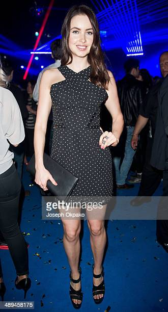 Emma Miller attends HOUSEKEEPING Seven Deadly Sins at KOKO on May 10 2014 in London England