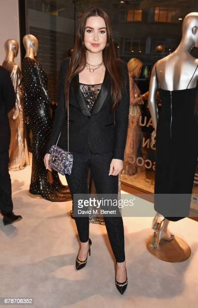 Emma Miller attends the 29 Lowndes store launch on May 4 2017 in London England