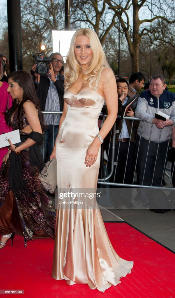 <a gi-track='captionPersonalityLinkClicked' href=/galleries/search?phrase=Emma+Noble&family=editorial&specificpeople=240327 ng-click='$event.stopPropagation()'>Emma Noble</a> attends The Asian Awards at Grosvenor House, on April 16, 2013 in London, England.