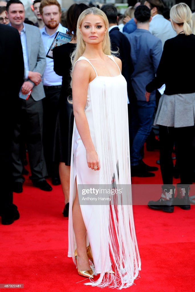 <a gi-track='captionPersonalityLinkClicked' href=/galleries/search?phrase=Emma+Rigby&family=editorial&specificpeople=4304830 ng-click='$event.stopPropagation()'>Emma Rigby</a> attends the UK Premiere of 'Plastic' at Odeon West End on April 29, 2014 in London, England.
