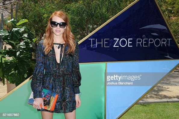 The Zoe Report Stock Photos And Pictures Getty Images