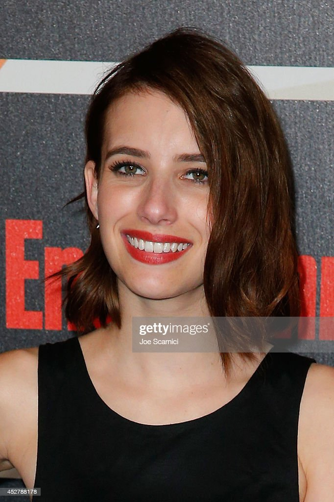 <a gi-track='captionPersonalityLinkClicked' href=/galleries/search?phrase=Emma+Roberts&family=editorial&specificpeople=226535 ng-click='$event.stopPropagation()'>Emma Roberts</a> arrives to Entertainment Weekly's Annual Comic Con Celebration during Comic-Con International 2014 at Float at Hard Rock Hotel San Diego on July 26, 2014 in San Diego, California.