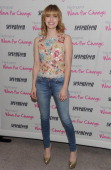 Emma Roberts attends the 2nd Annual Seventeen Magazine 'Pretty Amazing' Finalists Luncheon at Hearst Tower on June 18 2012 in New York City