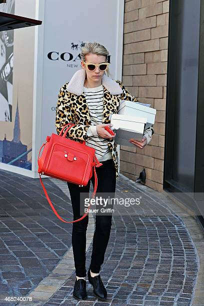 Emma Roberts is seen on March 04 2015 in Los Angeles California