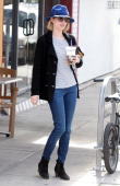 Emma Roberts is seen on March 10 2014 in Los Angeles California