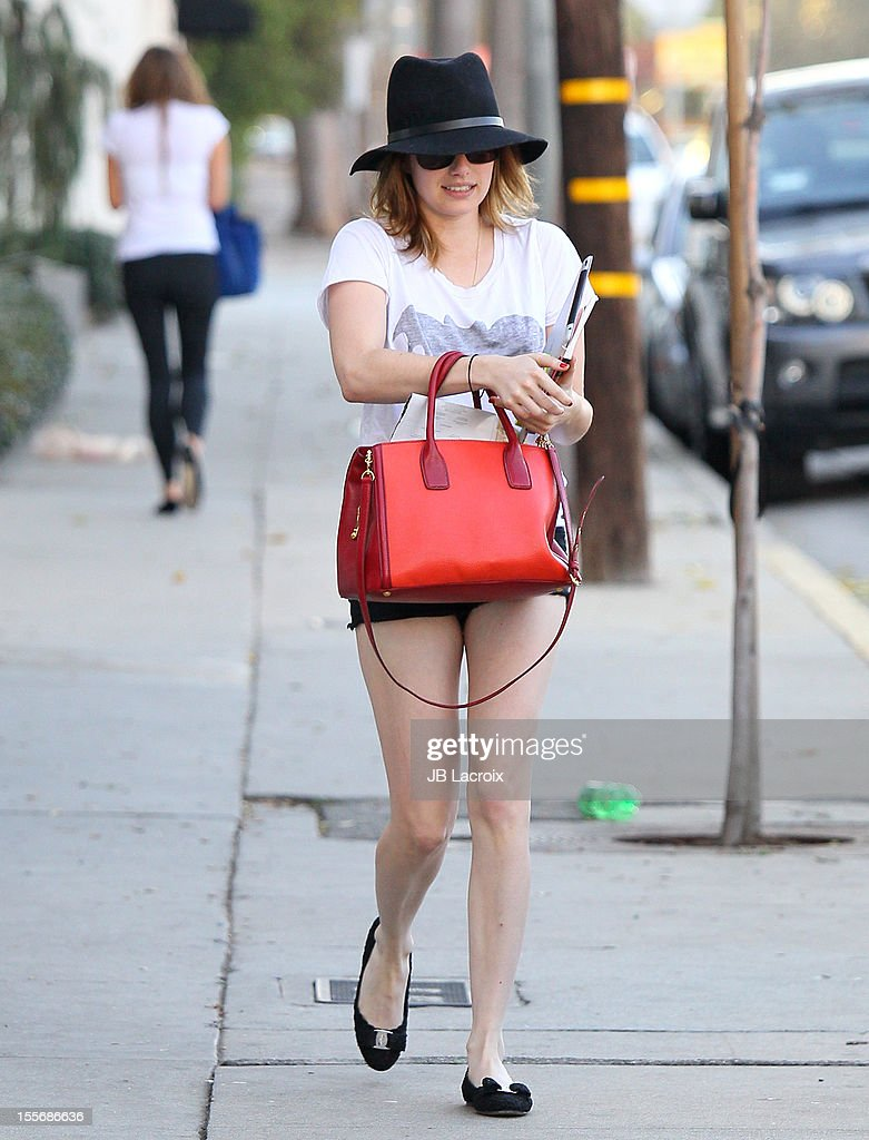 <a gi-track='captionPersonalityLinkClicked' href=/galleries/search?phrase=Emma+Roberts&family=editorial&specificpeople=226535 ng-click='$event.stopPropagation()'>Emma Roberts</a> is seen on November 6, 2012 in Los Angeles, California.