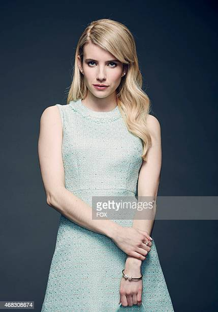 Emma Roberts joins the cast of SCREAM QUEENS a new genrebending comedyhorror anthology series from Ryan Murphy Brad Falchuk Ian Brennan and Dante Di...