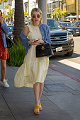 Emma Roberts spotted shopping in Beverly Hills