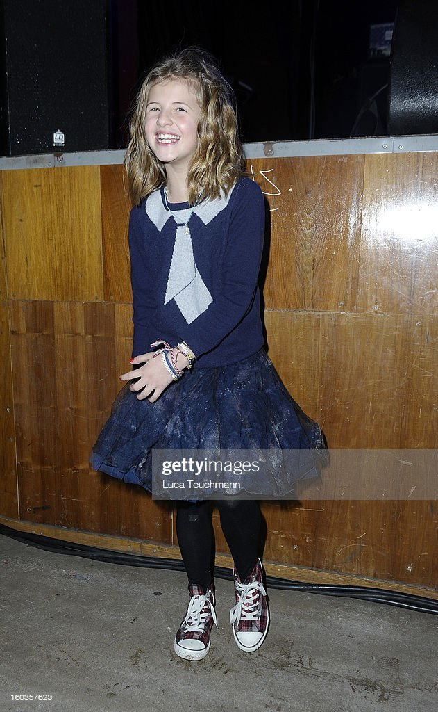 Emma Schweiger attend the after show party to 'Kokowaeaeh 2' - Germany Premiere at Astra on January 29, 2013 in Berlin, Germany.